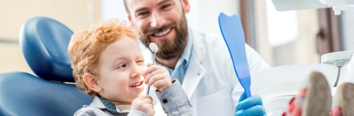 dental cleanings for kids - Dental Touch - Cedar Rapids IA