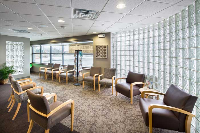 dental office waiting room - Dental Touch Associates