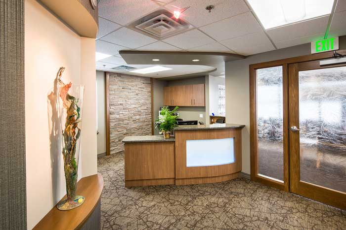 dental office - Dental Touch Associates in Cedar Rapids, IA